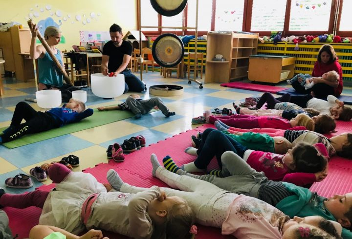 DanYoga joga za otroke